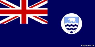 British Arctic Territory  (Blue Ensign)